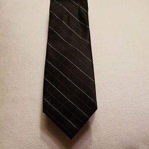 Calvin Klein Slim 100% Silk Mens Neck Tie